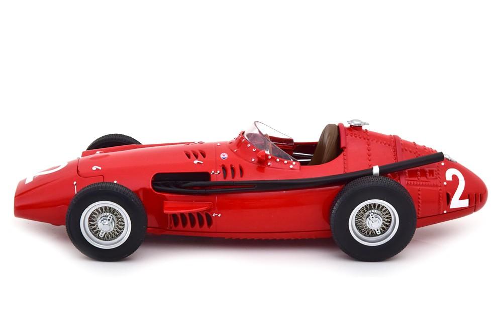 J m fangio Maserati 250f #32 ganador Monaco GP campeón mundial f1 1957 1:18 cmr