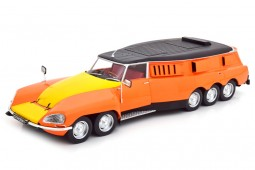 CITROEN DS PLR Michelin Testcar Mille Pattes 1972 - CMR Scale 1:18 (CMR137)