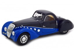 PEUGEOT 302 Darl Mat Coupe 1937 - Norev Scale 1:18 (184696)