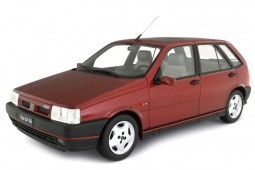 FIAT Tipo 2.0 16V 1991 Metallic Red - Laudoracing Scale 1:18 (LM125C)