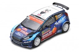FORD Fiesta R5 M-Sport Winner WRC2 Monte Carlo 2019 Greensmith / Edmondson - Spark Scale 1:43 (s5982)