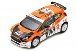 FORD Fiesta R5 Rally Monte Carlo 2019 Katsuta / Barritt - Spark Scale 1:43 (s5983)
