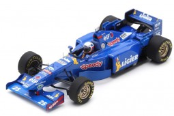 LIGIER JS41 GP Francia Formula 1 1995 Martin Brundle - Spark Escala 1:43 (s7411)