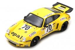 PORSCHE 911 Carrera RSR 24h Le Mans 1977 S. De Lautour / Delaunay / Guerin - Spark Escala 1:43 (s7512)
