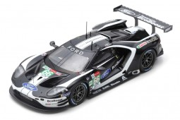 FORD GT Ganassi 24h Le Mans 2019 Mucke / Pla / Johnson - Spark Escala 1:43 (s7930)