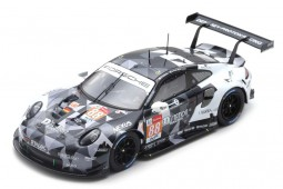 PORSCHE 911 RSR Pole Position LMGT-Am 24h LeMans Hoshino / Roda / Cairoli - Spark Scale 1:43 (s7947)