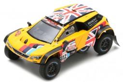 PEUGEOT 3008 DKR Maxi Rally Dakar 2019 Hunt / Rosegaar - Spark Scale 1:43 (s5627)