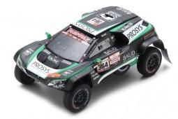 PEUGEOT 3008 DKR Maxi Rally Dakar 2019 Lafay / Delaunay - Spark Scale 1:43 (s5630)