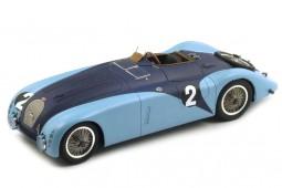 BUGATTI 57 G Ganador 24h LeMans 1937 Wimille / Benoist - Spark Escala 1:43 (43LM37)