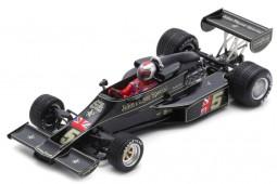 LOTUS 77 Ganador GP F1 Japan 1976 Mario Andretti - Spark Escala 1:43 (s7133)