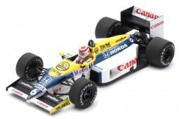 WILLIAMS FW11 Winner GP F1 Brazil 1986 Nelson Piquet - Spark Scale 1:43 (s7480)