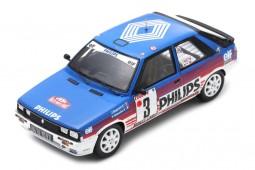 RENAULT 11 Turbo Rally Monte Carlo 1987 J. Ragnotti / G. Thimonier - Spark Escala 1:43 (s5567)