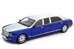 BENTLEY Mulsanne Grand Limousine By Mulliner 2012 - Almost Real Escala 1:18 (ALM830601)