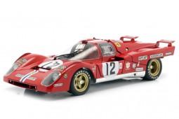 FERRARI 512M 3rd 24h Le Mans 1971 S. Posey / T. Adamowicz - ACME Escala 1:18 (1801002)