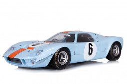 FORD USA Mirage Winner 1.000Km Spa 1967 Ickx / Thompson - Spark Scale 1:18 (18s408)