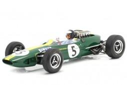LOTUS 33 Campeon del Mundo F1 1965 Jim Clark - Spark Escala 1:18 (18s416)