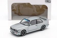 BMW M3 (E30) 1990 Silver - Solido Scale 1:18 (S1801506)