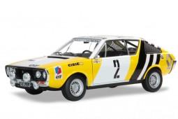 RENAULT R17 Rally Polonia 1976 B. Krupa / P. Mystkowski - Solido Scale 1:18 (S1803702)