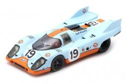 PORSCHE 917K 2nd 24h LeMans 1971 H. Muller / R. Attwood - Spark Escala 1:43 (s0916)