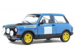 AUTOBIANCHI A112 Abarth Chardonnet 1980 - Solido Scale 1:18 (S1803801)