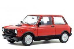 AUTOBIANCHI A112 Abarth 1980 - Solido Escala 1:18 (S1803802)
