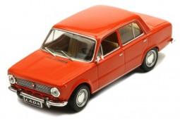LADA 1200 1970 Naranja - Ixo Models Escala 1:43 (CLC313N)