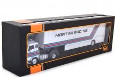 VOLVO F88 Racing Transporter Brabham Martini Racing Formula 1 1971 - Ixo Escala 1:43 (TTR018)
