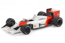 McLaren F1 Honda MP4/4 1988 Alain Prost - GP Replicas Escala 1:18 (GP43A)