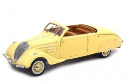 PEUGEOT 402 Eclipse Cabriolet 1937 - Norev Escala 1:18 (184872)
