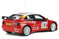 CITROEN Xsara Kitcar Ganador Rally Catalunya 1999 Bugalski / Chiaroni - OttoMobile Escala 1:18 (Ot337)