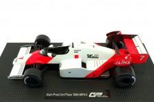 McLaren Honda MP4/4 Campeon del Mundo F1 1988 Ayrton Senna - GP Replicas Escala 1:18 (GP43B)