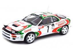 TOYOTA Celica Turbo 4WD Rally Monte Carlo 1993 J. Kankkunen / J. Piironen - Ixo Scale 1:18 (18RMC041B)