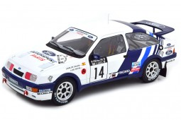FORD Sierra RS Cosworth Rally 1000 Lakes 1988 Ca. Sainz / L. Moya - Ixo Escala 1:18 (18RMC045A)