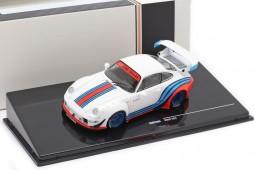 PORSCHE 911 (993) RWB Martini - Ixo Models Escala 1:43 (MOC209)