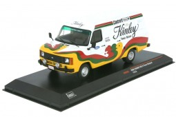 FORD Transit MKII 1978 Kinley Team Belgium - Ixo Escala 1:43 (RAC283)