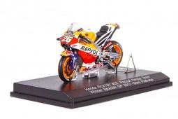 HONDA RC213V Ganador GP MotoGP Spain 2019 D. Pedrosa - Spark Escala 1:43 (M43040)