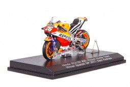 HONDA RC213V Winner GP MotoGP Spain 2019 D. Pedrosa - Spark Scale 1:43 (M43040)