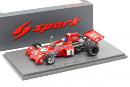MARCH 721X GP F1 Belgica 1972 Ronnie Peterson - Spark Escala 1:43 (s7164)