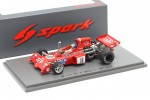 MARCH 721X GP F1 Belgica 1972 Ronnie Peterson - Spark Escala 1:43 (s7164)