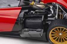 PAGANI Huayra Roadster 2017 - AutoArt Escala 1:18 (78287)