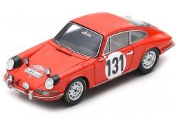 PORSCHE 911 Rally Monte Carlo 1966 G. Klass / R. Wutherich - Spark Escala 1:43 (s6602)