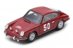 PORSCHE 911 Rally Monte Carlo 1966 H. Perrier / P. Du Pasquier - Spark Escala 1:43 (s6604)