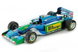 BENETTON B194 Campeon del Mundo F1 1994 Michael Schumacher - GP Replicas Escala 1:18 (GP44A)