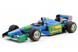 BENETTON B194 Campeon del Mundo F1 GP Australia 1994 M. Schumacher - Minichamps Escala 1:18 (510943405)