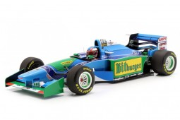 BENETTON B194 World Champion F1 GP Australia 1994 M. Schumacher - Minichamps Scale 1:18 (510943405)