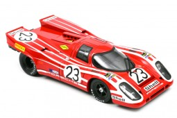 PORSCHE 917K Ganador 24h LeMans 1970 H. Herrmann / R. Attwood - Norev Scale 1:18 (187586)