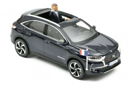 CITROEN DS7 Crossback Presidente 2017 - Norev Escala 1:43 (170012)