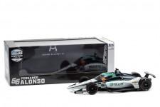 CHEVROLET Arrow McLaren SP Indy 500 2020 Fernando Alonso - Greenlight Escala 1:18 (11097)