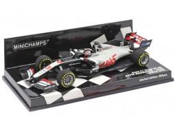 HAAS VF-20 Formula 1 2020 Kevin Magnussen - Minichamps Escala 1:43 (417200020)