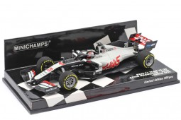 HAAS VF-20 Formula 1 2020 Kevin Magnussen - Minichamps Scale 1:43 (417200020)